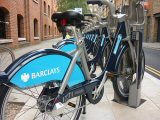 London Cycle Hire points